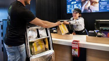 McDonald's gaat samenwerking met Thuisbezorgd.nl aan