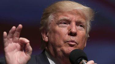 Trump lijkt de leiding over te nemen in de peilingen