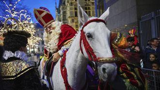 Amerigo paard Sinterklaas