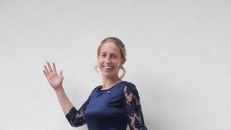 Sari van Veenendaal: 'Staatsbanket was sprookje'