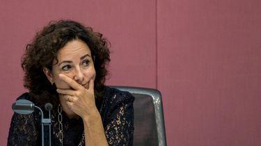'Halsema wil meer agenten op straat in Amsterdam'